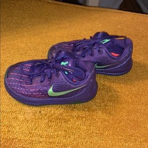 Kids KD's shoes...